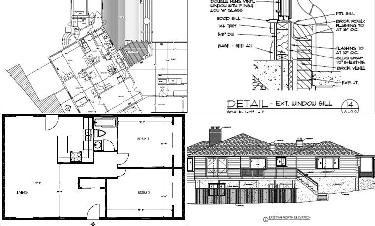 what is a cad drawing CAD Drafting Services * 2D AutoCAD Drafting * 3D CAD Modeling * 2D ...